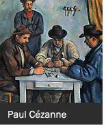 Paul Cézanne képek